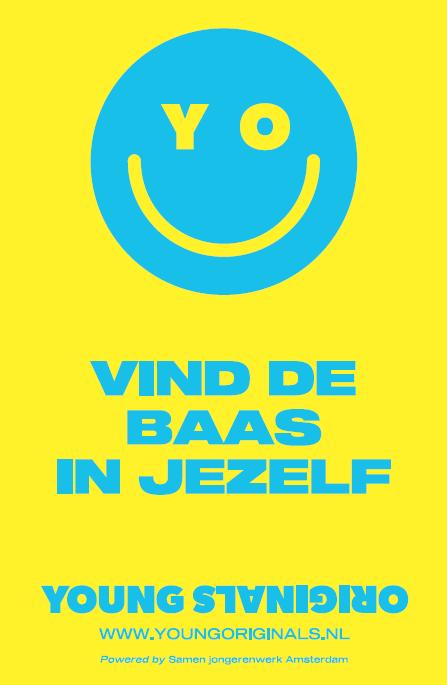 Young Originals Gratis Coaching Voor Jongeren in Amsterdam